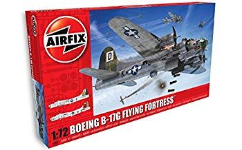 中古 エアフィックス 1 店内限界値引き中&セルフラッピング無料 72 アメリカ フライングフォートレス 評判 X8017 プラモデル B-17G ボーイング