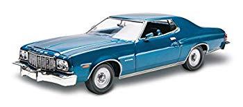 中古 未使用 未開封品 アメリカレベル 1 25 爆買い新作 4412 プラモデル フォード 76 グラントリノ 半額