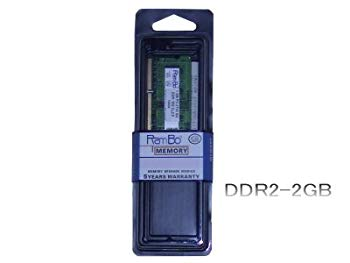 【中古】ThinkPad T61での動作保証2GBメモリ