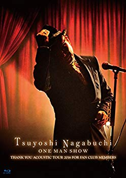 中古 未使用 当店一番人気 未開封品 Tsuyoshi Nagabuchi Blu-ray SHOW MAN 期間限定の激安セール ONE