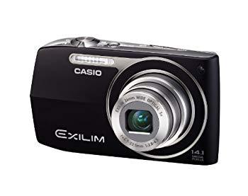 【中古】CASIO デジタルカメラ EXILIM EX-Z2000 ブラック EX-Z2000BK