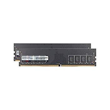 【中古】CFD販売 デスクトップPC用 メモリ PC4-21300(DDR4-2666) 4GB×2枚 288pin DIMM (無期限保証)(Panram) W4U2666PS-4GC19