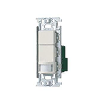 【中古】パナソニック(Panasonic) 壁取付熱線センサ付自動スイッチ 子器 WN5645K