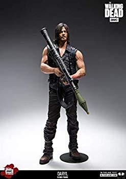 【中古】ウォーキング・デッド 10インチ フィギュア ダリル・ディクソン McFarlane Toys The Walking Dead 10-inch Daryl Dixon Deluxe Figure