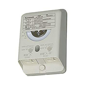 【中古】パナソニック(Panasonic) 電子EEスイッチ付フル接地防水コンセント EE4353 ベージュ