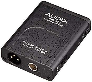 【中古】AUDIX 単3電池駆動の ファンタム電源 アダプター APS911【国内正規品】