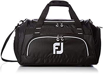 【中古】[フットジョイ] ダッフルバッグ FJダッフルバッグ FJDFL12 ブラック