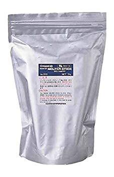 【中古】白光 ホットメルト接着剤1kg茶褐色 810