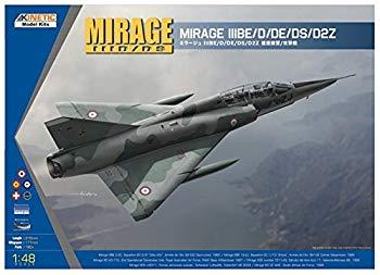 中古 キネティック 1 48 ミラージュ3 BE D DE 国内送料無料 攻撃機 KNE48054 DS プラモデル D2Z 複座練習 数量限定アウトレット最安価格