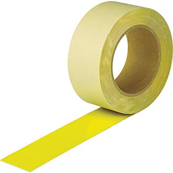 【中古】ホーザン(HOZAN) 導電性テープ 導電性マットの目地処理やマーキングなどに 保護シールを剥がしてすぐに使える F-751