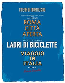 中古 売り込み ネオ レアリズモ傑作選 Blu-ray 卓抜 無防備都市 自転車泥棒 BOX イタリア旅行