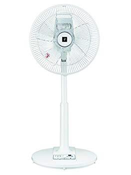 【中古】シャープ 扇風機 プラズマクラスター AC リモコン付 空気清浄 消臭 ホワイト PJ-H3AS-W