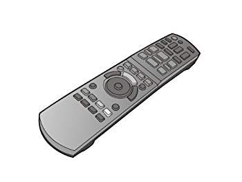 【中古】Panasonic ブルーレイディスクレコーダー用リモコン N2QAYB000740