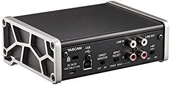 【中古】TASCAM USBオーディオインターフェース US-1x2-CU