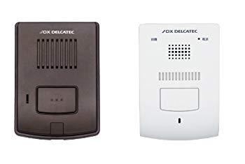 売れ筋 中古 DXアンテナ ワイヤレスインターホン DWP10A1 ディスカウント 親機玄関子機セット