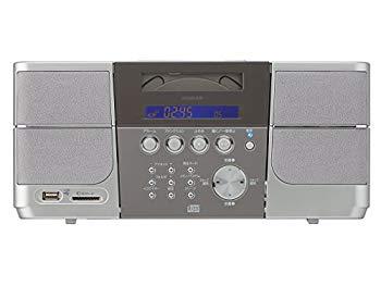 【中古】コイズミ SD/USB対応CDラジオ(シルバー)KOIZUMI SDD-4340-S
