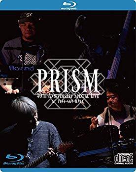 中古 未使用 未開封品 訳あり商品 今ダケ送料無料 PRISM 40th Anniversary Special at HALL Blu-ray Live TIAT SKY