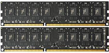 中古 未使用 未開封品 TEAM LONGDIMM PC3-12800 1600MHz 16GB 定番スタイル 人気ブレゼント! TED316G1600C11DC DDR3 8GB2枚組