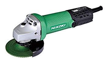 【中古】HiKOKI(旧日立工機) 電気ディスクグラインダー 砥石径100mm×厚さ3mm×穴径15mm AC100V G10ST