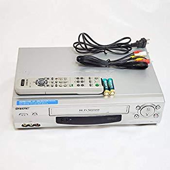 中古 人気の定番 SONY VHSビデオデッキ SLV-NX1 安心と信頼