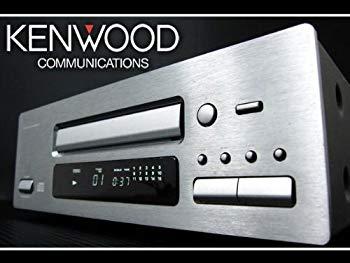 【中古】KENWOOD ケンウッド K's DP-1001 CDプレーヤー