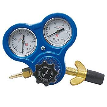 【中古】スズキッド(SUZUKID) 酸素用調整器 関西用 W-97