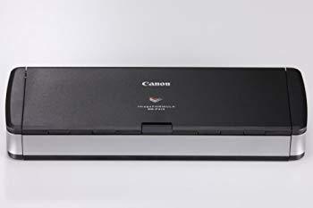 中古 Canon お求めやすく価格改定 imageFORMULA DR-P215 A4対応CISセンサー コンパクトモデル 正規品スーパーSALE×店内全品キャンペーン USBバスパワー駆動 USB3.0対応 給紙枚数20枚