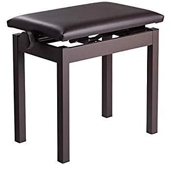 【中古】KORG ピアノ用 高低自在椅子 PC-300 BR ブラウン