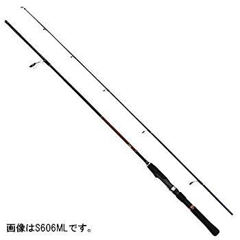 【中古】シマノ(SHIMANO) スピニングロッド 13 ソルティーアドバンス ロックフィッシュ S606ML 6.6フィート