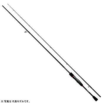 【中古】ダイワ(DAIWA) メバリングロッド スピニング 月下美人 76UL-S メバリング 釣り竿