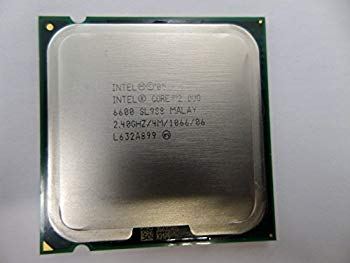【中古】Core2Duo E6600 2.40GHz/4M/1066/LGA775 SL9S8 中古バルク