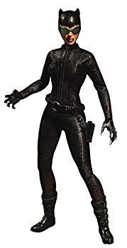 【中古】Mezco Toys One:12 Collective: DC Catwoman Action Figure