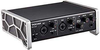 【中古】TASCAM USBオーディオインターフェース US-2x2-CU