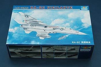 【中古】トランペッター 1/48 米海軍 RA-5C ヴィジランティ プラモデル