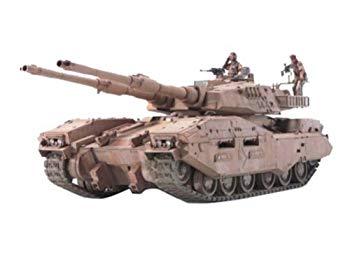 【中古】UCHG 1/35 地球連邦軍61式戦車5型 セモベンテ隊 (機動戦士ガンダム MS IGLOO)