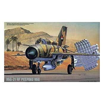 【中古】フジミ模型 1/72 H25 MiG21 RF ピーピングミグ
