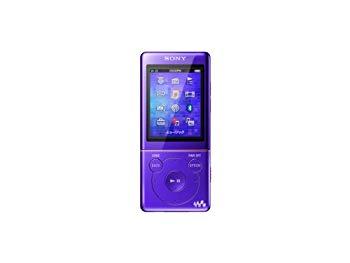 【中古】SONY ウォークマン Sシリーズ [メモリータイプ] 16GB バイオレット NW-S775/V