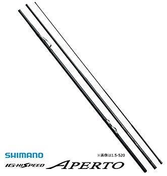 【中古】シマノ(SHIMANO) IG ハイスピード アペルト 1.5号 520A