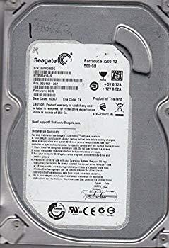 【一部予約販売】 Seagate ST3500418AS 500 GB ハード ドライブ, 富山のしろえびせんべい ささら屋 1aac68e6