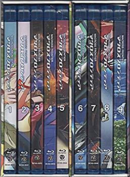 【中古】マクロスF 全9巻セット [マーケットプレイス Blu-rayセット][初回生産限定版]