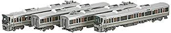 【中古】KATO Nゲージ 225系100番台 新快速 4両セット 10-1440 鉄道模型 電車