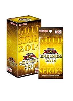 【中古】遊戯王ゼアル OCG ゴールドシリーズ2014 BOX