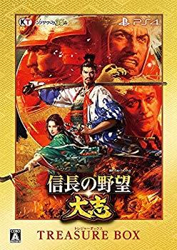 【中古】信長の野望・大志 TREASURE BOX 【PlayStation 4版】
