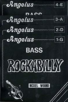 【中古】Angelus ROCKABILLY ウッドベース弦