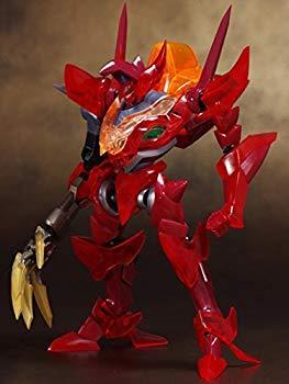 【中古】ROBOT魂 -ロボット魂-〈SIDE KMF〉 コードギアス 反逆のルルーシュR2 紅蓮聖天八極式 エナジークリアVer.(魂ウェブ限定)