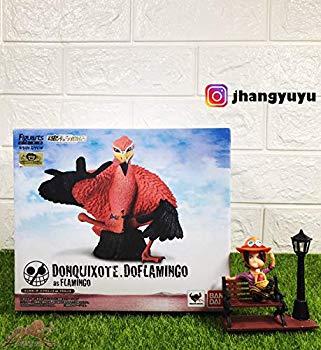中古 祝日 フィギュアーツZERO artist special ドンキホーテ 『1年保証』 フラミンゴ 魂ウェブ限定 as ドフラミンゴ
