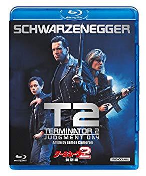 中古 数量限定アウトレット最安価格 未使用 未開封品 ターミネーター2 Blu-ray 新商品 新型 日本語吹替完全版 特別編