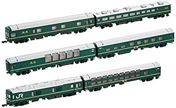 【中古】KATO Nゲージ 24系 トワイライトエクスプレス 基本 6両セット 10-869 鉄道模型 客車