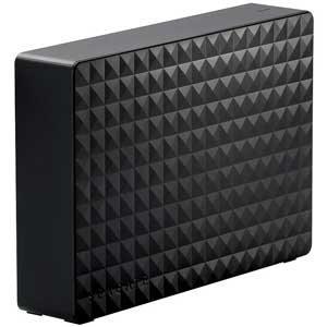 【中古】Seagate USB3.1 Gen1対応 外付けハードディスク 4.0TB(ブラック)SGD-NZUBKシリーズ SGD-NZ040UBK