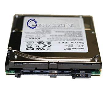 【中古】Seagate 2.5インチ内蔵HDD SAS 6Gb/s 450GB 3.8/4.4ms 10000rpm ST9450404SS